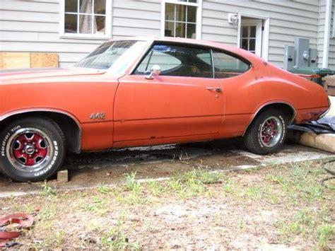 purchase used 72 oldsmobile 442 cutlass supreme w30 hurst