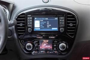 Radar De Recul Nissan Juke : juke connect edition une s rie sp ciale avec gps et cam ra de recul photo 2 l 39 argus ~ Gottalentnigeria.com Avis de Voitures