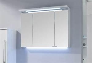 Spiegelschrank 90 Cm Breit : puris star line spiegelschrank 90 cm breit s2a439016 badm bel 1 ~ Frokenaadalensverden.com Haus und Dekorationen