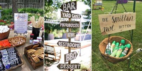Bbq Backyard Wedding by Emmalovesweddings Wedding Ideas And Planning Tips
