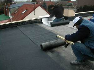 goudron etancheite toiture terrasse tableau isolant With etancheite toit terrasse goudron
