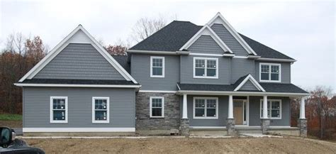 mastic granite siding exterior home