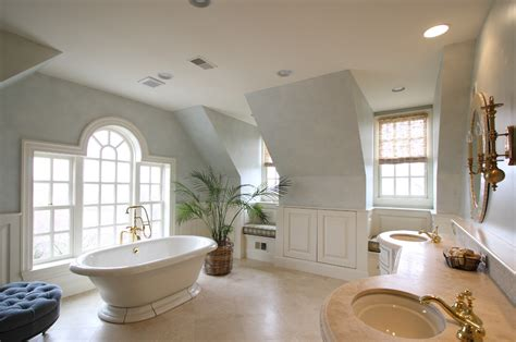 bathroom lighting ideas for small bathrooms sophicisticated master bath with stand alone tub