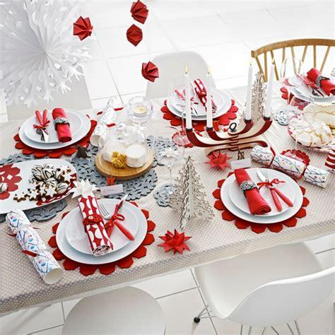Weihnachts Tisch Deko by Weihnachtliche Tischdeko Selbst Gemacht 55 Festliche