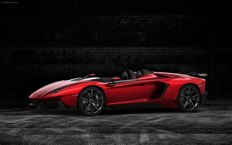 Lamborghini Aventador J 2018 Widescreen Exotic Car Picture