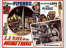 The Ship of Monsters – Mexico, 1960 – HORRORPEDIA