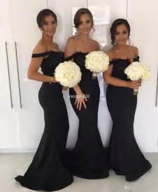 bridesmaids dresses cheap best 25 black bridesmaid dresses ideas on black bridesmaids black bridesmaid