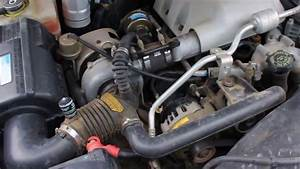 1997 Gmc 2500 6 5l Turbo Diesel Engine Running
