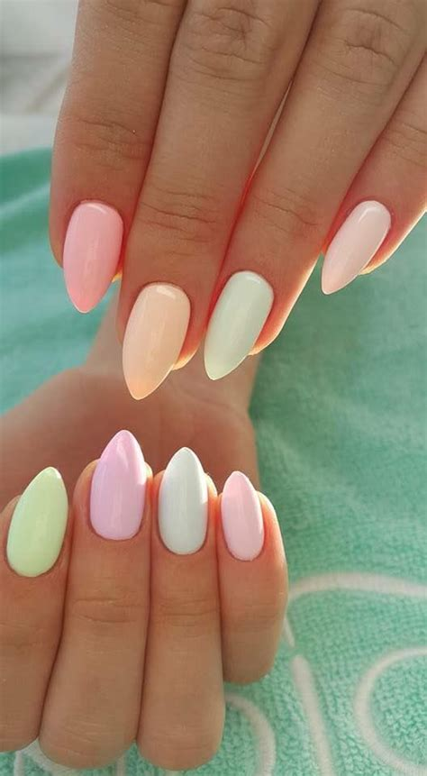 summer nail art designs  colors  nails nails