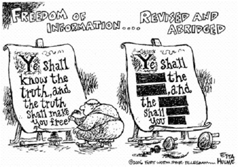 Freedom-of-information