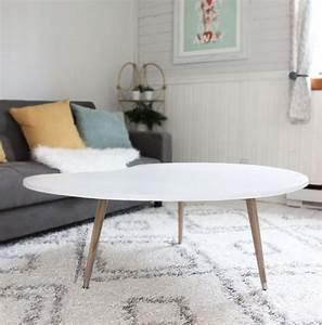 comment fabriquer une table basse plusieurs projets diy With tapis de yoga avec pied en bois pour canapé