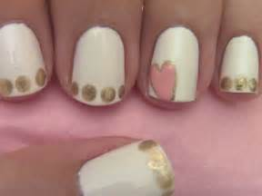 Heart nail art designs hope you like these