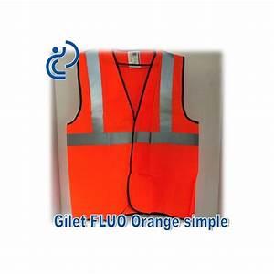 Gilet Fluo Orange : gilet fluo orange simple ~ Medecine-chirurgie-esthetiques.com Avis de Voitures