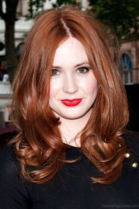 Color Hairstyles by 51 Stunning Hairstyles Of Gillan