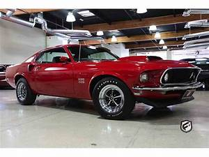 1969 Ford Mustang 429 Boss for Sale | ClassicCars.com | CC-886188