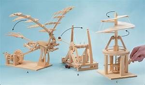 Da Vinci Models - Lee Valley Tools