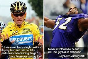 Masshole Sports  So  Ray Lewis Is Denying That He Used Ped U0026 39 S  Having We Heard This Bullshit Before