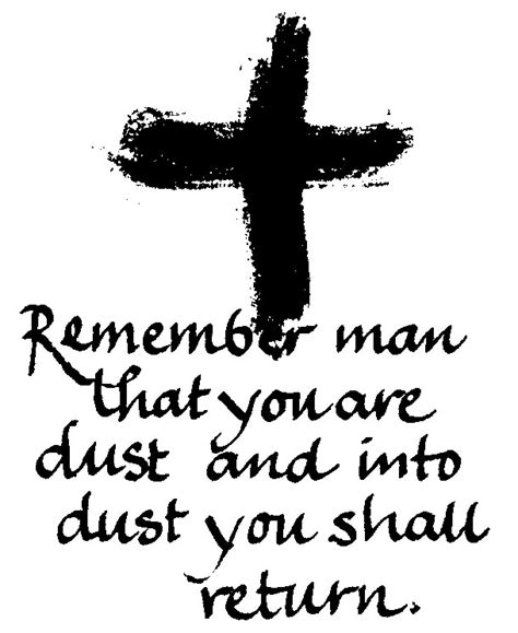 Some Things about Ash Wednesday AirMaria com