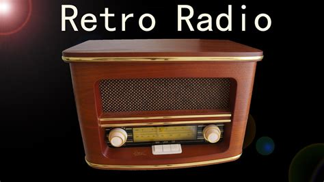 review retro radio nostalgieradio mit cd player dual nr