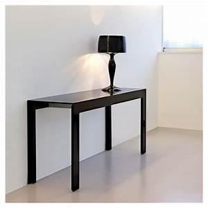 Table Console Extensible : matrix console pedrali extensible en table 6 pers ~ Teatrodelosmanantiales.com Idées de Décoration