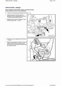Vidange Boite Dsg 7 : probl me remplissage boite de vitesse page 2 volkswagen m canique lectronique ~ Gottalentnigeria.com Avis de Voitures