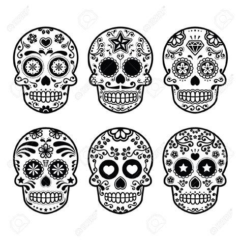 Mummys Sugar Skulls Coloring Coloring Pages