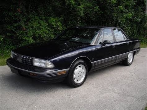 how do i learn about cars 1992 oldsmobile cutlass supreme windshield wipe control look at a 1992 oldsmobile ninety eight touring sedan youtube