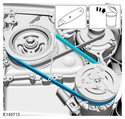 serpentine belt rr procedure