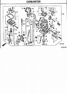 Honda Crf150r Carburetor Diagram