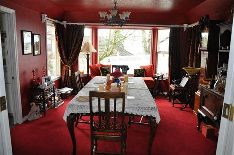 red dining room designs decorating ideas design