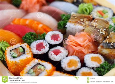 cuisine japonais traditional japanese food stock photo image of fish