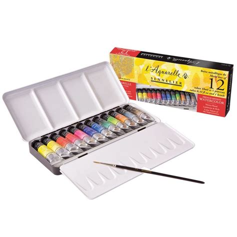 Top 20 Best Professional Watercolor Art Paint Sets 2016