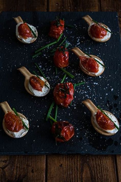 canapes on spoons recipes 327 best canapé ideas images on kitchens