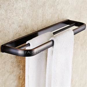 unique black oil rubbed bronze bathroom towel bars With oil rubbed bronze towel bars for bathrooms