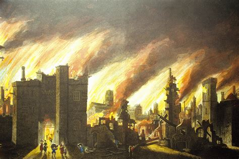 Great Fire Of London 1666 Live Blog As If It Was Happening Today  Metro News
