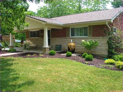 ranch house landscaping ideas for front yard landscaping ideas front yard ranch house home design ideas