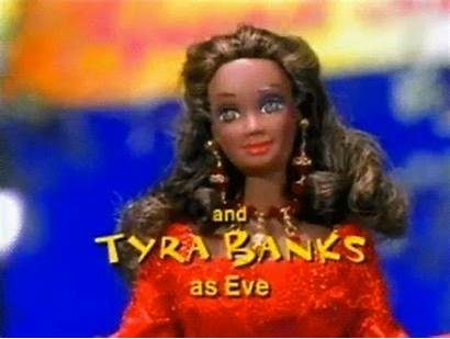 Eve Banks Doll Tyra Disney Sequel Film