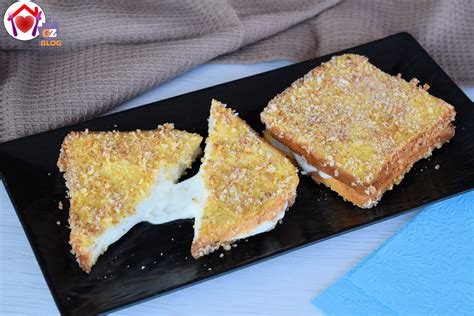 ricette mozzarella in carrozza al forno mozzarella in carrozza al forno ricetta ed ingredienti