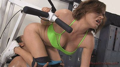 This Is My Gym Now Eat My Ass Krissy Lynn Ass
