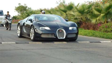 Bugatti Veyron In Hyderabad (india) Part 1