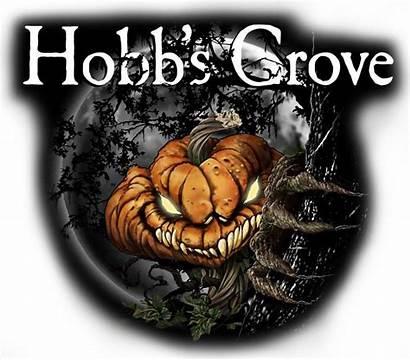 Grove Hobbs Hobb Halloween Haunted