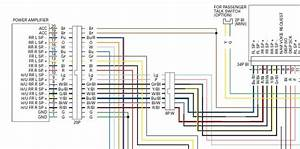 Audio System Wiring Schematic  Diagram