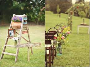 outside wedding decorations outdoor decoration ideas for rustic weddings