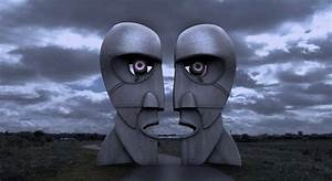 Pink Floyd, The Division Bell, Sculpture, Metal, Symmetry ...