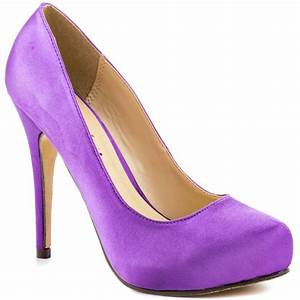 Pics For > Light Purple Wedding Heels