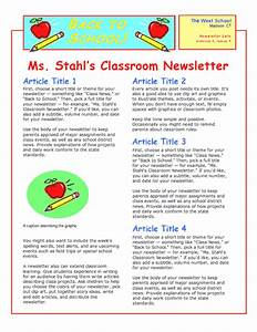 12 best photos of parent child care newsletters parent With childcare newsletter templates