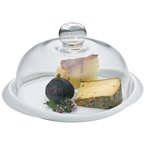 cloche de cuisine cloche verre plateau à fromage