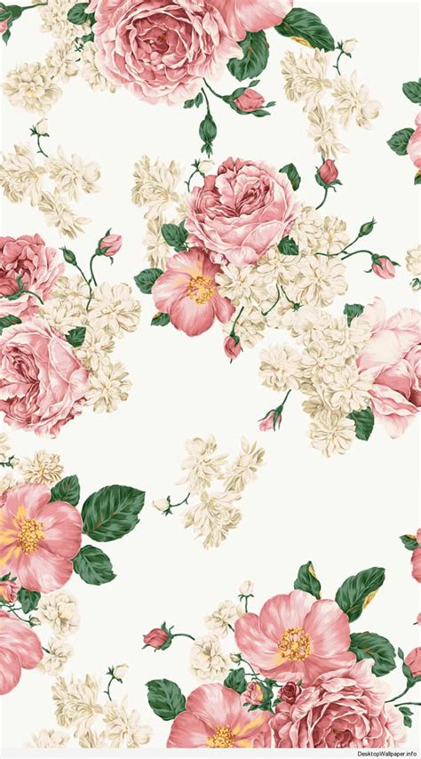 floral wallpaper iphone pixelstalk net