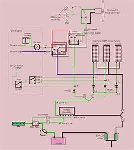 Wind Generator And Solar Panel Wiring Diagram
