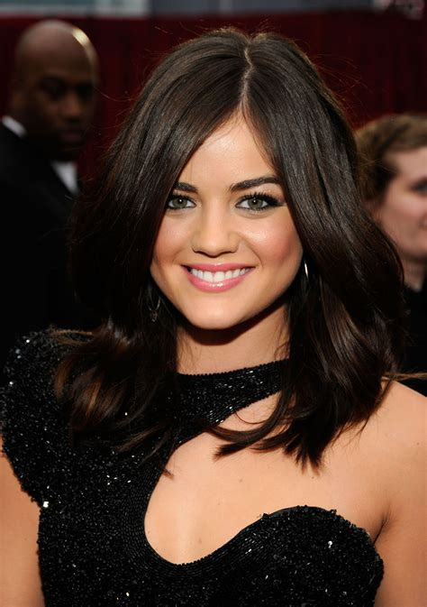 Lucy Hale at the 2012 People's Choice Awards at Nokia ...